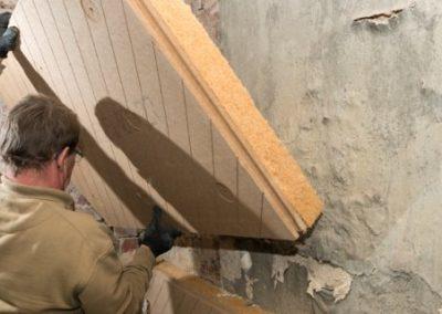 houtvezel isolatie wanden