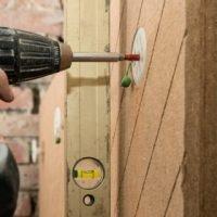 binnenmuur isolatie met houtvezel