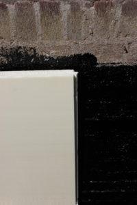 droge buitenmuren